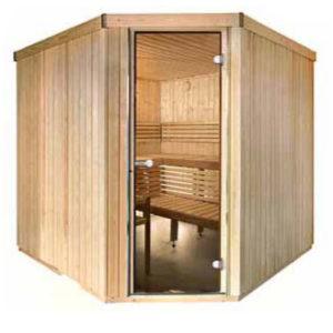 sauna gamme radiant