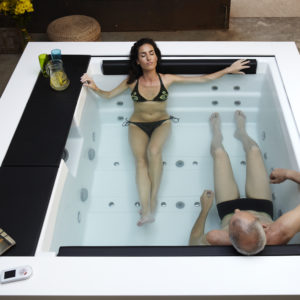 bain bouillonnant