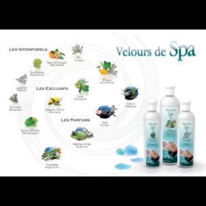 Huiles essentielles pour Aromathérapie du spa.