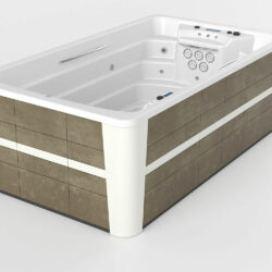 Compact pool Aquavia