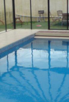 Equipement de la piscine avec Décors Jardins