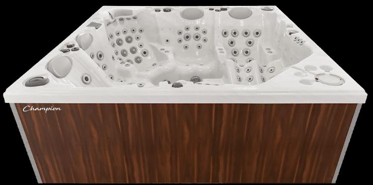 Choisir un spa WhirlCare chez Décors Jardins